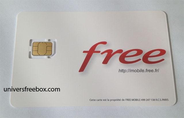 iphone 5 univers freebox nous d voile une photo de la nouvelle carte sim geekirc. Black Bedroom Furniture Sets. Home Design Ideas